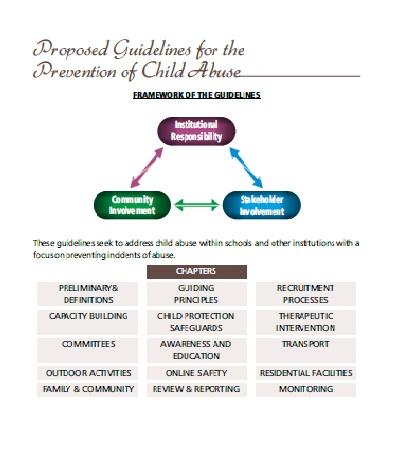 Framework for Action on Child Abuse